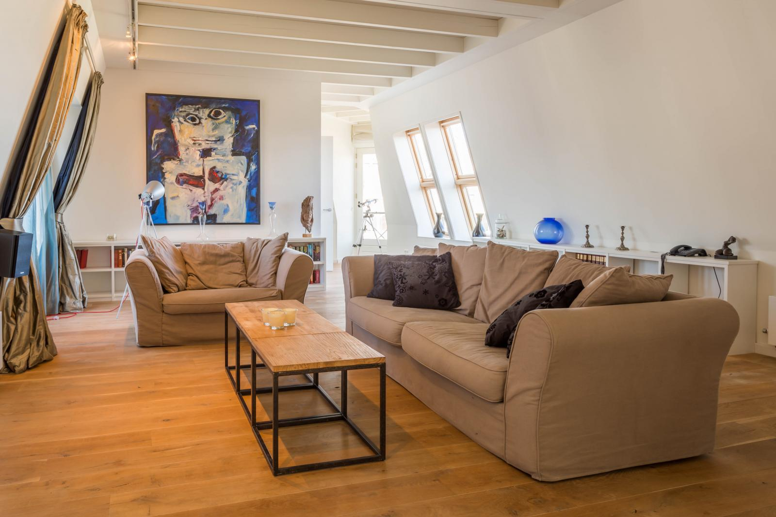Penthouse Apartment Duinheuvel